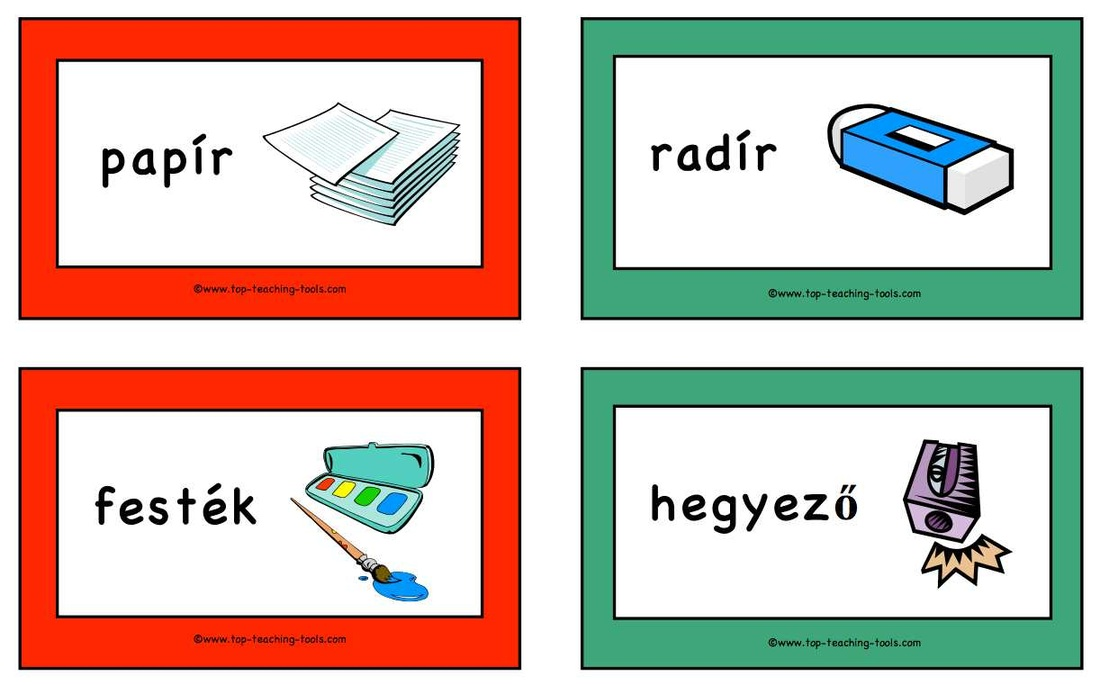 Hungarian Teaching Resources - TOP TEACHING TOOLS